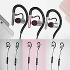 Fashion Wireless Bluetooth Stereo Ear Hook Headset Waterproof Earphone Headphone