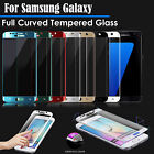 Full Cover 3D Tocuh Shockproof Tempered Glass Screen Protector For Samsung Model