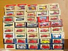LLEDO DIECAST ASSORTED FIRE ENGINE MODELS - YOUR CHOICE ALL LISTED WITH PHOTO'S