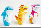 Intex 3-D Bop Bag Inflatable Punching Boxing Bag Dinosaur Dolphin or Tiger
