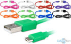 LOT Durable Universal Micro USB Charging Charger Cable For XBOX One Controller