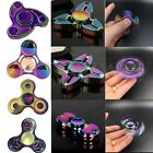 3D Fidget Hand Spinner Finger EDC Focus Stress Reliever Toys For Kids Adults LD