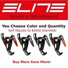 Elite Custom Race PLUS Water Bottle Cage Assorted Colors Composite Road Bike