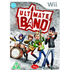 Ultimate Band Game Wii Brand New