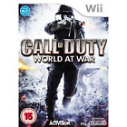 Call Of Duty 5 World At War Game Wii Brand New