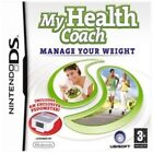 My Health Coach Manage Your Weight with Free Pedometer Game DS Brand New