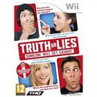 Truth Or Lies Game Wii Brand New