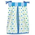 Trend Lab Dr. Seuss Blue Oh! The Places You'll Go! - Diaper Stacker - 30373