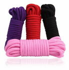 2017 Adult Fashion Soft Cotton Wire Rope Play Strap Gifts Toys 5/10M