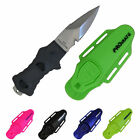 Stainless Steel Scuba BCD BC Dive KNIFE Scuba Diving Snorkeing Pointed 3