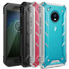 Motorola Moto G5 Plus,Poetic® [Dual Layer] Shockproof Hard Shell Case Cover