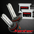 10000K Cool Blue H4 12V 35W Hi/Lo Beam Slim Bi-Xenon HID Conversion Kit 1 Set