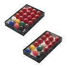 Powerglide Standard Snooker Balls - 17 And 22 Ball Sets