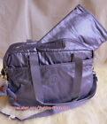 NWT KIPLING Popper Print Nursery Diaper Shoulder Bag Handbag w Furry Monkey