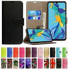 Case Cover For Huawei P20 Pro P Smart P30 Lite Genuine Real Leather Flip Wallet