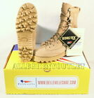 NEW US Military 790 Temperate Weather Goretex Combat Boots Vibram Sole TAN Boots - 11498