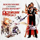 James Bond Octopussy T-shirt 007 Moonraker retro 70's movie cotton graphic tee $24.99 USD