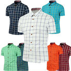 Men's Short Sleeve Blouse Men Shirt hombres Camisa Hombres Ropa