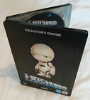 The Hitchhikers Guide to the Galaxy - Collectors Edition - Steelbook  2 x DVD