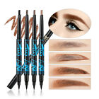 Huamianli ~ Double-end Eyebrow + Eyeliner 2 in 1 Pencil ~ 5 Color