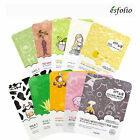 [ESFOLIO] Vitamin Infused High Concentrated Essence Facial Sheet Mask x 1 PC NEW