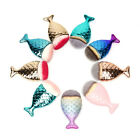 Mermaid Fish Tail Power Foundation Makeup Cosmetic Brush Blusher Contouring Tool