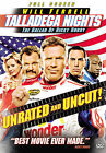 Talladega Nights - The Ballad of Ricky Bobby Unrated Full Screen Edition NEW