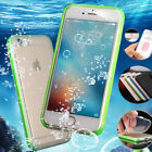 For Apple iPhone 7 Plus Waterproof Dirt Shockproof Slim TPU Case Full Body Cover