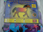 New Sleazy Sleepwear Horses Stretch Nylon Sheet Cosmic Camo Sizes Blanket Liner