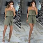 New Fashion Women Casual Slash Neck Sleeveless Off the Shoulder Solid TXCL01