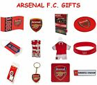 ARSENAL F.C. OFFICIAL FOOTBALL CLUB GIFTS.