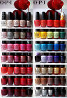 OPI O.P.I Nail Polish - OPEN STOCK - YOUR CHOICE - Full Size Lacquer Series A - $7.89 USD