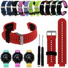 Replacement Wrist Watch Band Strap Garmin Forerunner 220 230 235 620 630 735XT image