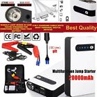 TOP SOS 20000mAh Car Jump Starter Battery Charger Portable Power Bank Booster