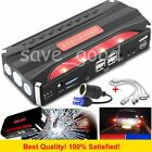 68800mAh Auto Car Jump Starter Booster Power bank Battery Charger Lawn mower ATV