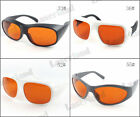 200nm-532nm OD6+ 900n-1100nm OD5+ Laser Protective Goggles Safety Glasses