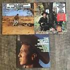 MARTY ROBBINS Lot of 3 Western Gunfighter LP Records Lot VG+ or Better Country