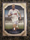 Zidane Soccer Cards*FRANCE*REAL MADRID*JUVENTUS*VARIOUS YEARS*LEGEND