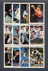1995 Topps Baseball Detroit Tigers TEAM SET w/ Traded
