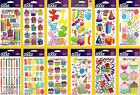 U CHOOSE Sticko BIRTHDAY Stickers PARTY CELEBRATION BALLOONS CUPCAKES CANDLES