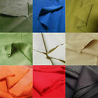 """SOFT PEACH SKIN HEAVY COTTON CANVAS FABRIC FOR UPHOLSTERY CRAFTS """"78 COLORS"""" 60"""""""