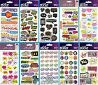 U CHOOSE Sticko Stickers WORDS QUOTES CAPTIONS PHRASES