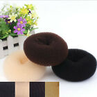 2014 PRO Women Girl's HOT Hair Bun Ring Donut Shaper Styler Maker 4 Colors free