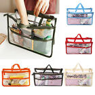 Women's Zipper Makeup Cosmetic Pouch Bag Toiletry Transparent Travel New