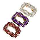 1 Pc Rhinestone Crystal Shoes Clip Buckle Women Shoe Charm Accessories Removable