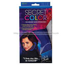 SECRET COLOR* Headband Hair Extensions DEMI LOVATO As Seen On TV *YOU CHOOSE*