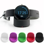 QI Wireless SmartWatch Charging Cable Charger Cradle Dock For Moto 360 R732