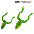 SAVAGE GEAR 3D HOLLOW  JUMPING FROG ! PIKE PREDATOR FISHING LURES ETC