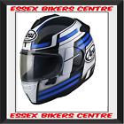 Arai Chaser X Competition Blue Motorcycle Helmet New Model 2017 Next Day Del