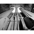 View of Cables Inside Brooklyn Bridge Tower, New York City, 1983 NYC Photo Print